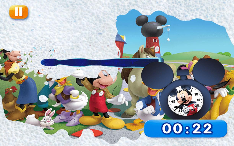 Disney Magic Timer by Oral-B - mobilne aplikacije