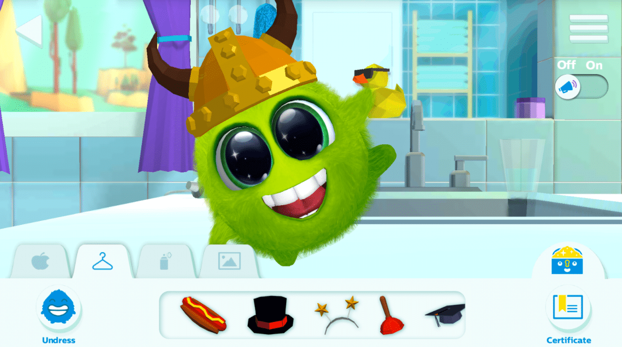 Philips Sonicare For Kids - mobilne aplikacije